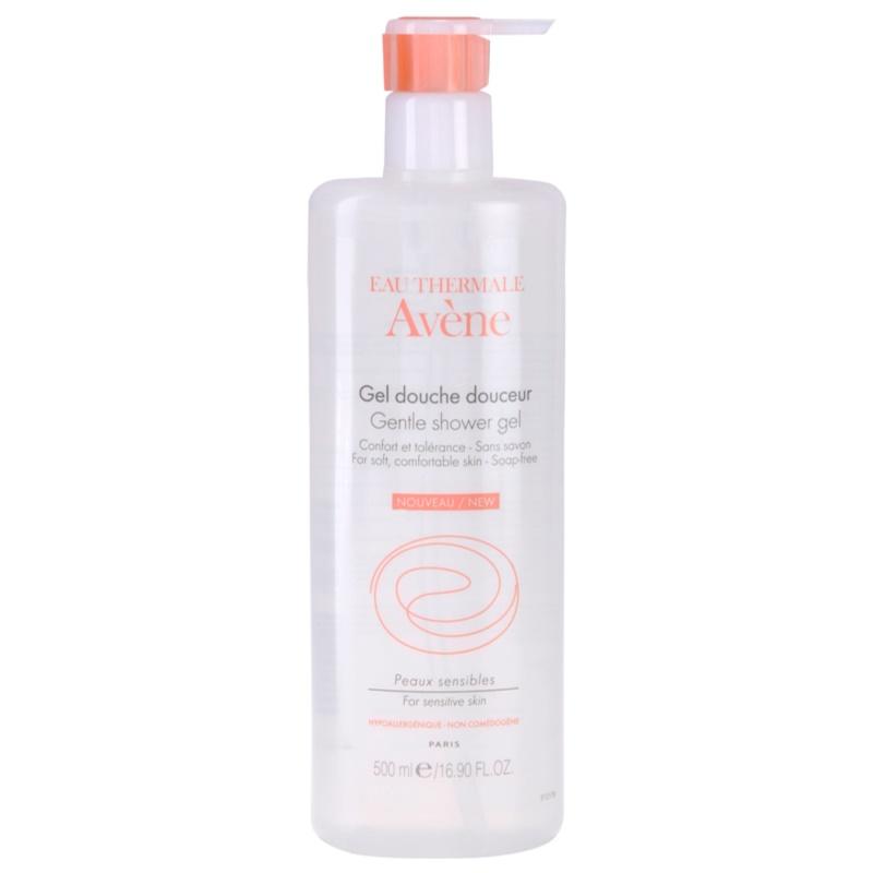 Av ne body care gel douche doux pour peaux sensibles - Gel douche pour peau tres seche ...