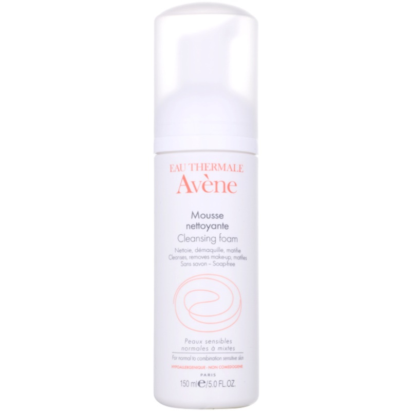 Avene Skin Care Cleansing Foam Normal Combination