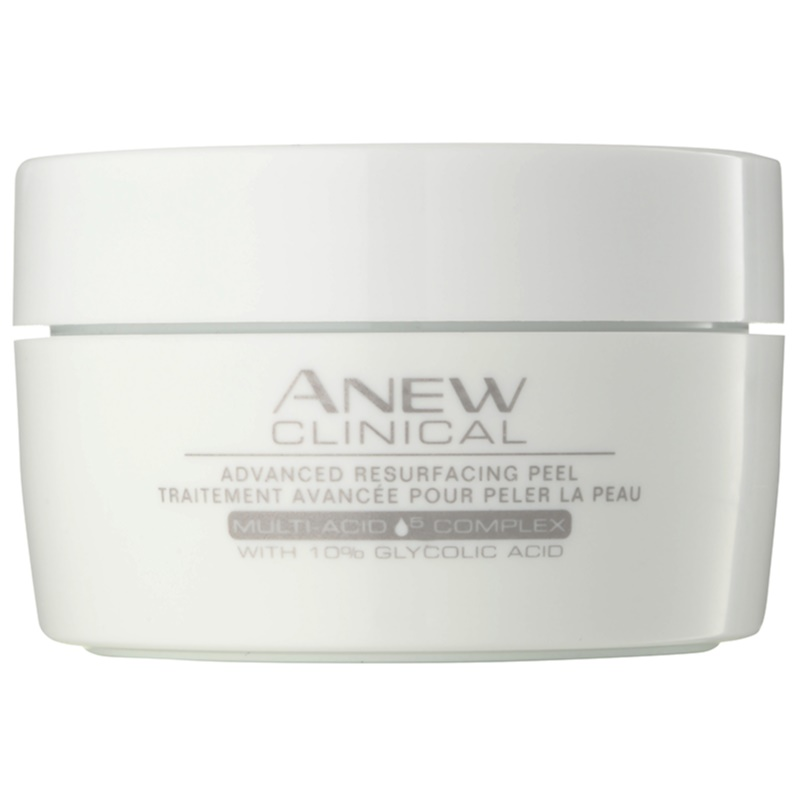 avon anew clinical peeling pads f r das gesicht. Black Bedroom Furniture Sets. Home Design Ideas