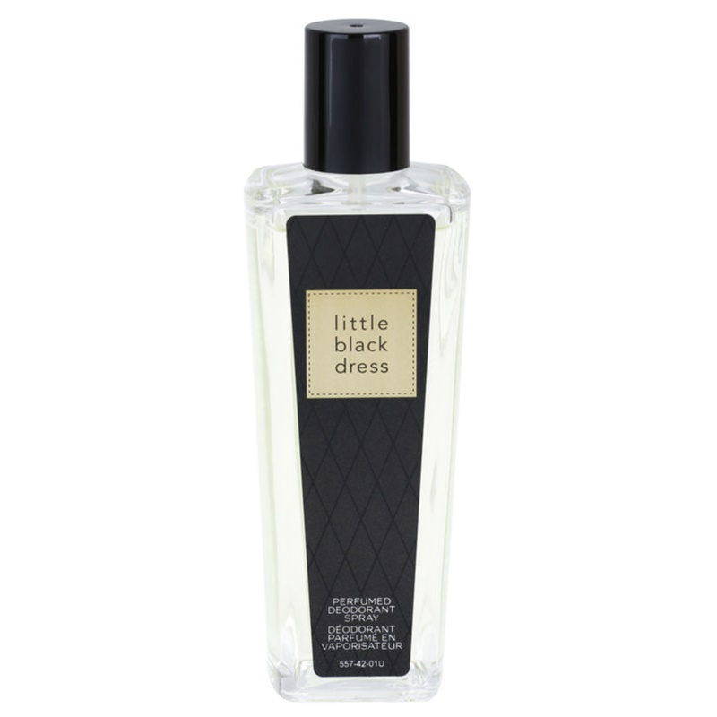 Avon Little Black Dress Perfume Deodorant For Women 75 Ml