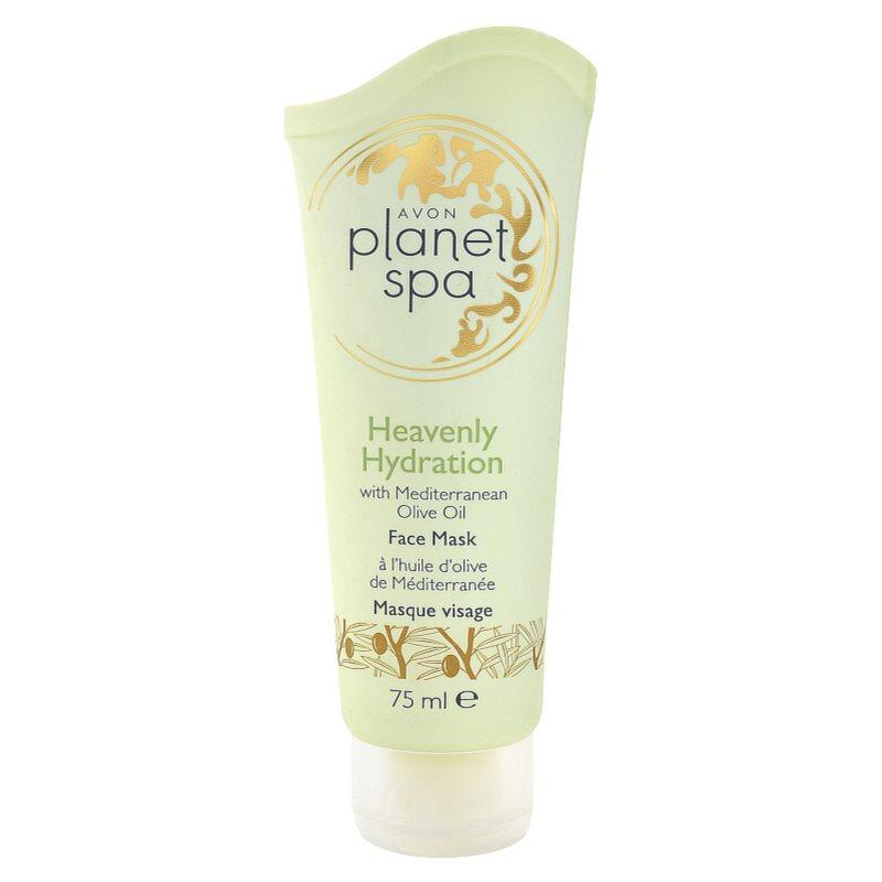 Avon planet spa heavenly hydration moisturizing and for Plante salon