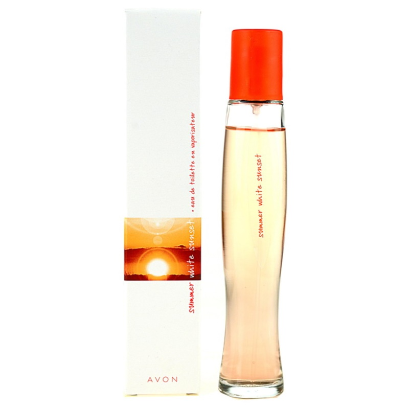 Summer white sunset avon цена джеггинсы avon