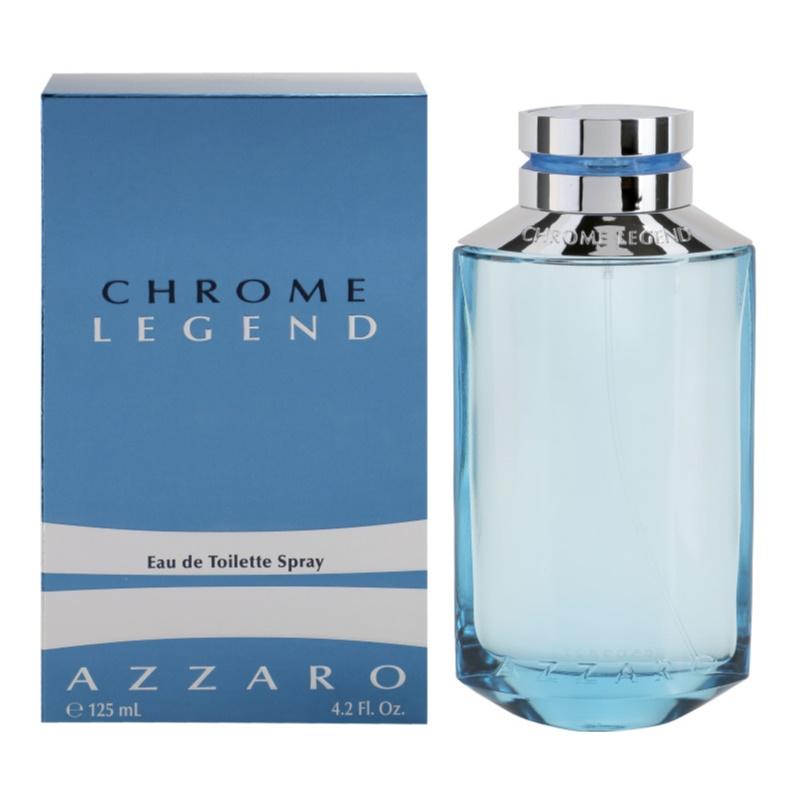 azzaro chrome legend eau de toilette para hombre 125 ml. Black Bedroom Furniture Sets. Home Design Ideas