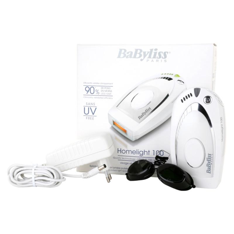 BaByliss Homelight 100 IPL epilátor arcra és testre (G934E). IPL epilátor  arcra és testre. Ez a termék jelenleg nem elérhető. (G934E) Kód  BBS1564 8d6ff5a219