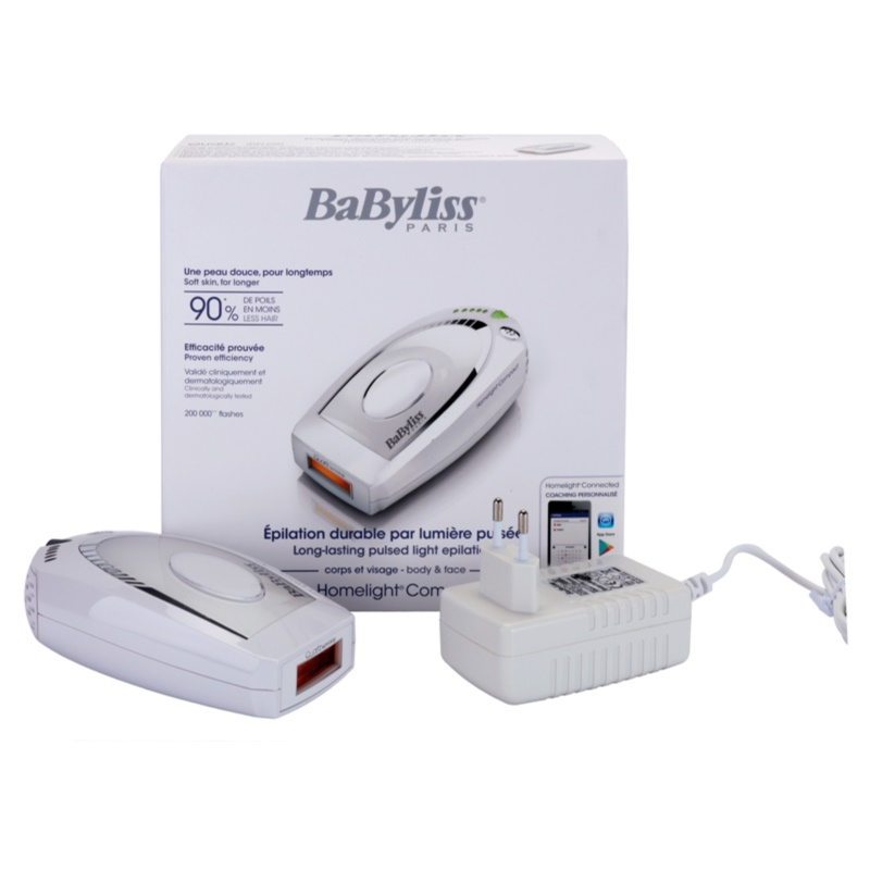 BABYLISS HOMELIGHT COMPACT G935E IPL epilátor  013b53ad65