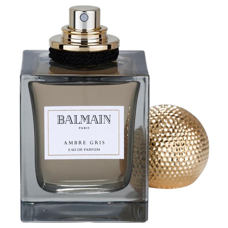 balmain ambre gris eau de parfum f r damen 75 ml. Black Bedroom Furniture Sets. Home Design Ideas