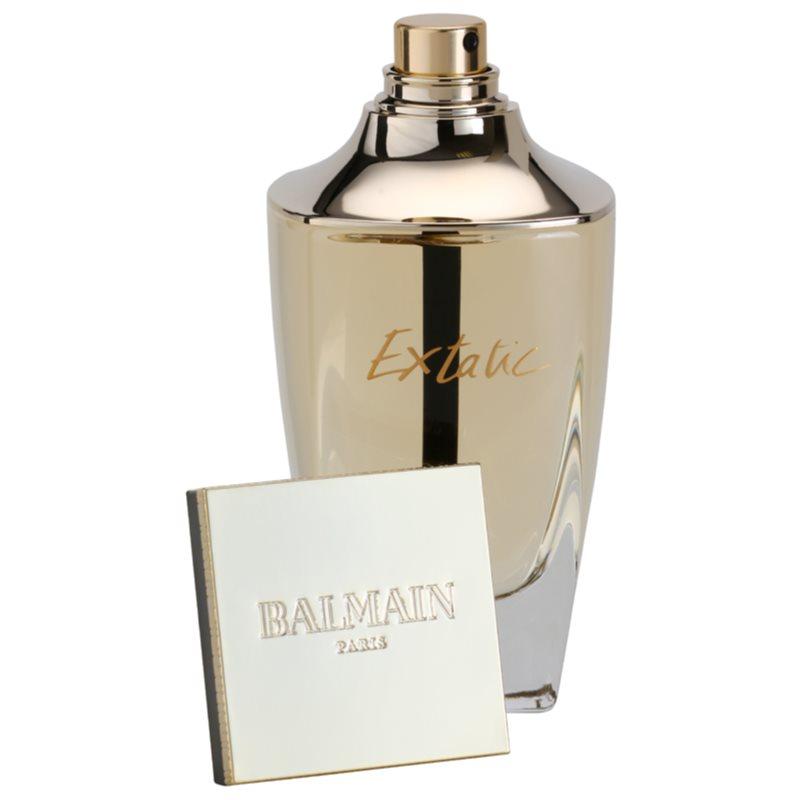 balmain extatic eau de parfum pour femme 90 ml. Black Bedroom Furniture Sets. Home Design Ideas