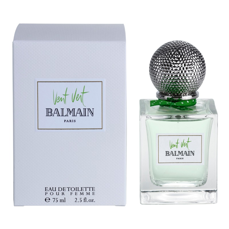 Balmain Vent Vert Eau De Toilette Per Donna 75 Ml Notino It