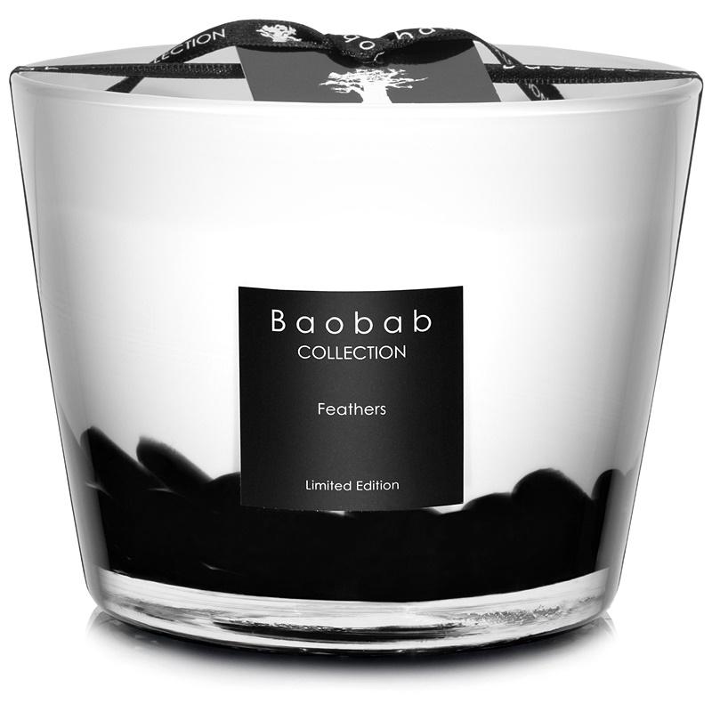 baobab feathers bougie parfum e 35 cm. Black Bedroom Furniture Sets. Home Design Ideas