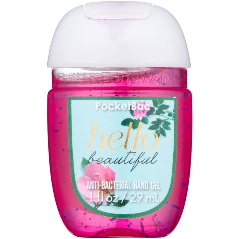Bath Amp Body Works Pocketbac Hello Beautiful Antibacterial