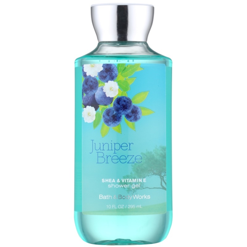 bath amp body works juniper breeze shower gel for women 295 bath and body works fresh sparkling snow shower gel review