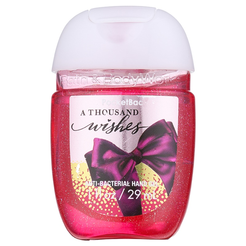 bath body works pocketbac a thousand wishes gel. Black Bedroom Furniture Sets. Home Design Ideas