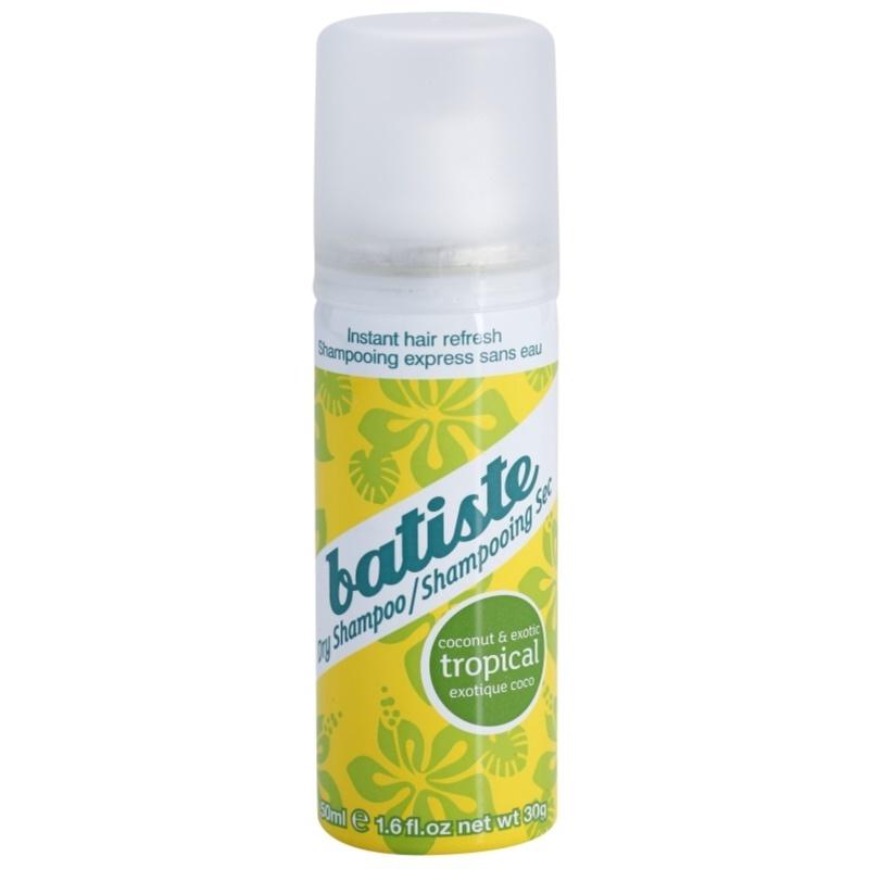Batiste fragrance tropical shampoing sec pour donner du for Comment enlever du silicone sec