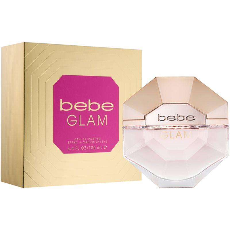bebe perfumes glam eau de parfum pour femme 100 ml. Black Bedroom Furniture Sets. Home Design Ideas