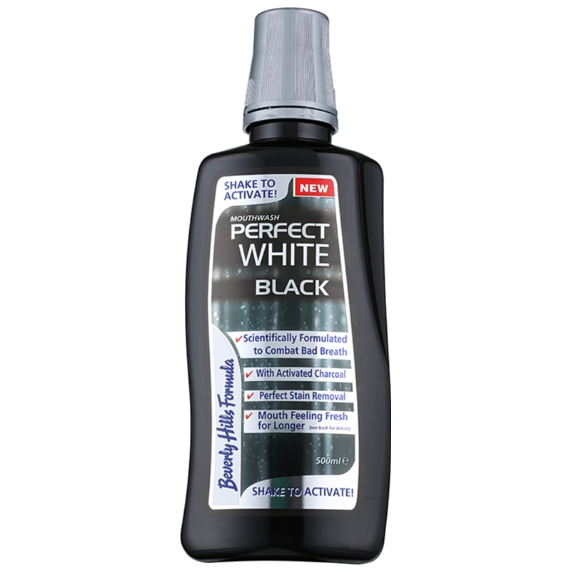 Fresh Picked Beauty Radiant Skin Activated Charcoal: Beverly Hills Formula Perfect White Black, Whitening