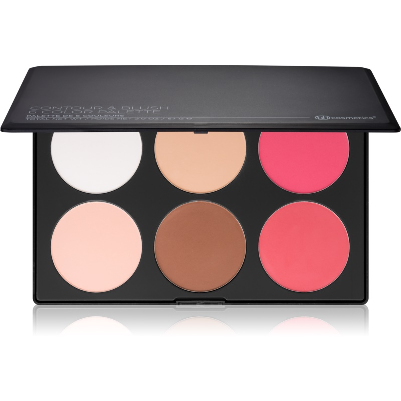 bhcosmetics contour blush palette contour de visage. Black Bedroom Furniture Sets. Home Design Ideas