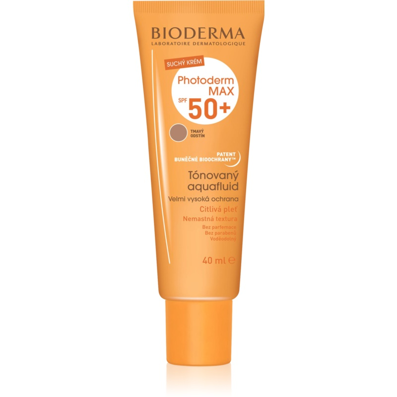 bioderma photoderm max fluide solaire teint spf 50. Black Bedroom Furniture Sets. Home Design Ideas