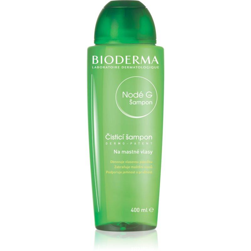 bioderma nod g shampoing pour cheveux gras. Black Bedroom Furniture Sets. Home Design Ideas