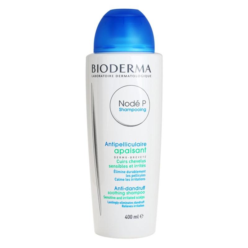bioderma nod p shampoing antipelliculaire pour peaux sensibles et irrit es. Black Bedroom Furniture Sets. Home Design Ideas