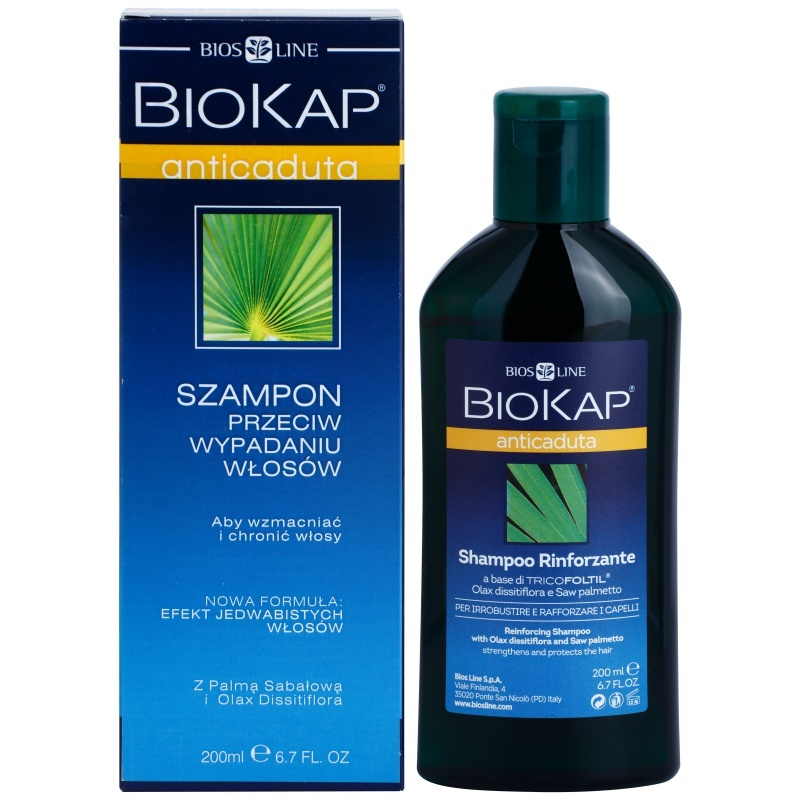 biokap hair loss st rkendes shampoo gegen haarausfall. Black Bedroom Furniture Sets. Home Design Ideas