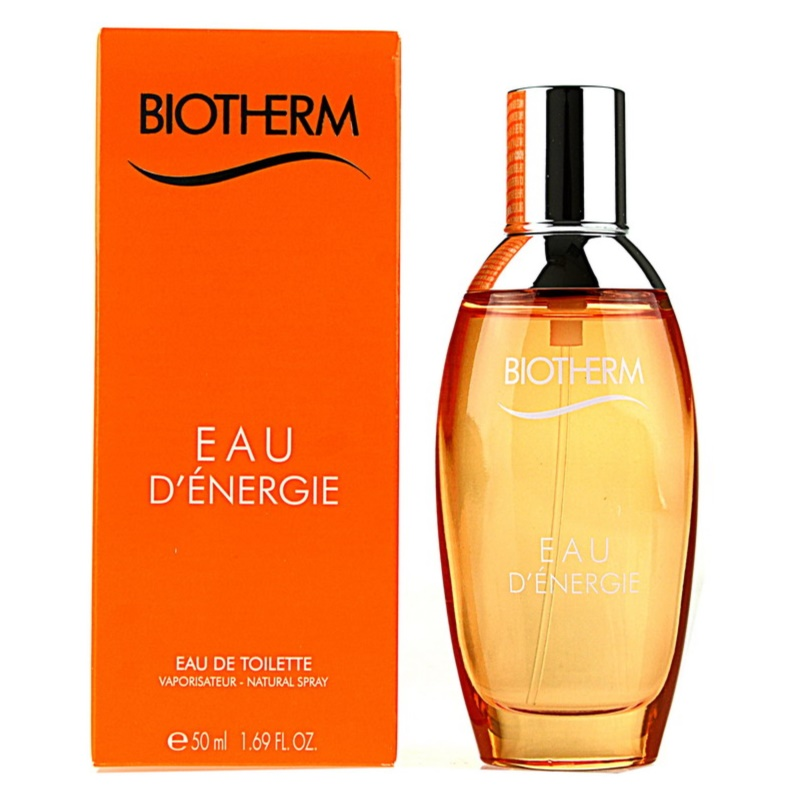 biotherm eau d energie eau de toilette f r damen 100 ml. Black Bedroom Furniture Sets. Home Design Ideas