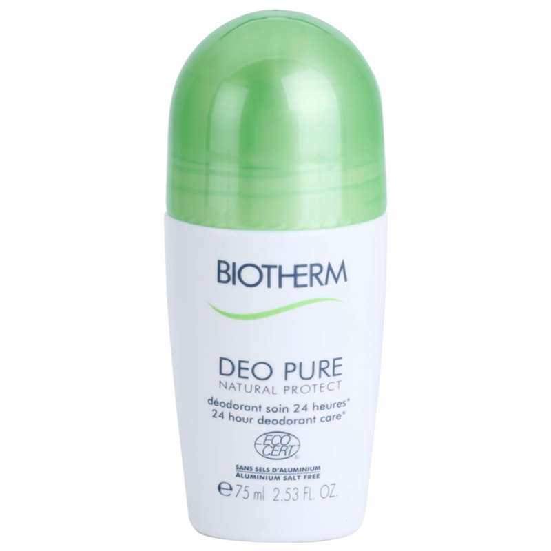 biotherm deo pure roll on deodorant. Black Bedroom Furniture Sets. Home Design Ideas