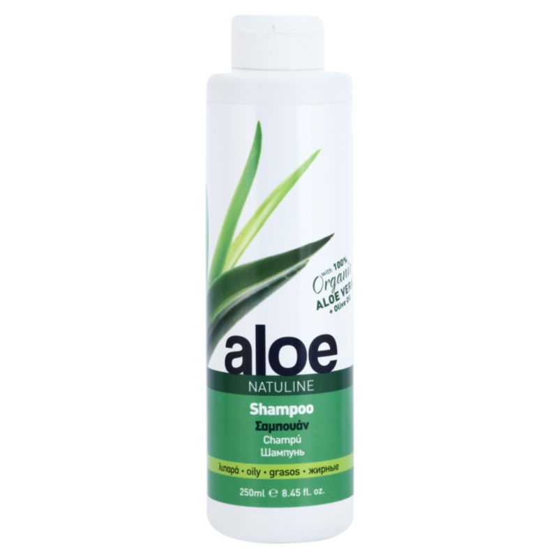 bodyfarm natuline aloe shampoo f r fettige haare mit aloe. Black Bedroom Furniture Sets. Home Design Ideas