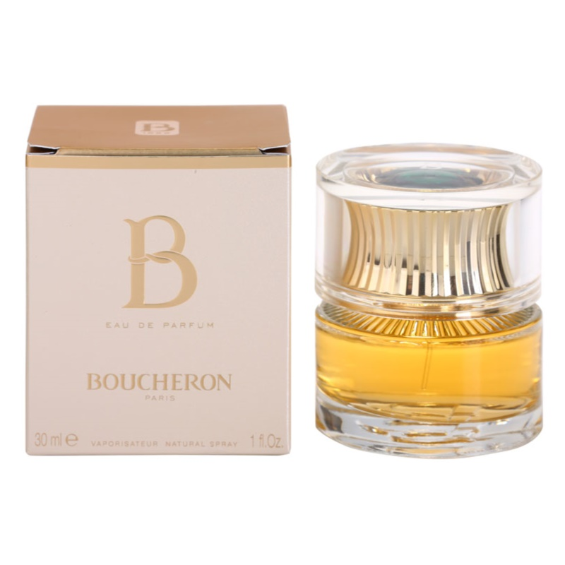 boucheron b eau de parfum pour femme 30 ml. Black Bedroom Furniture Sets. Home Design Ideas