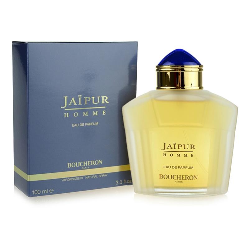 boucheron jaipur homme eau de parfum para hombre 100 ml. Black Bedroom Furniture Sets. Home Design Ideas