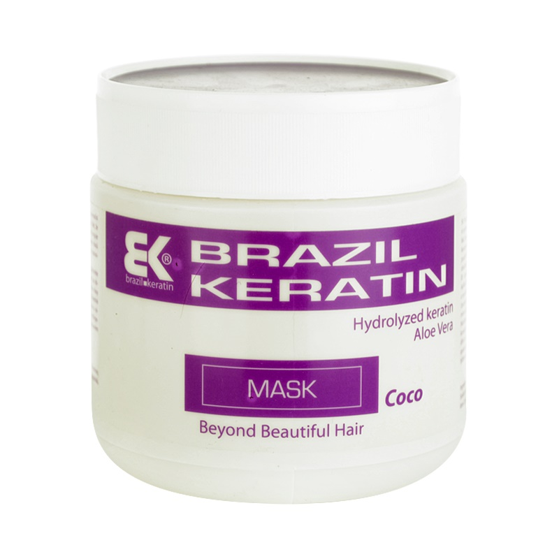 brazil keratin coco masque la k ratine pour cheveux. Black Bedroom Furniture Sets. Home Design Ideas