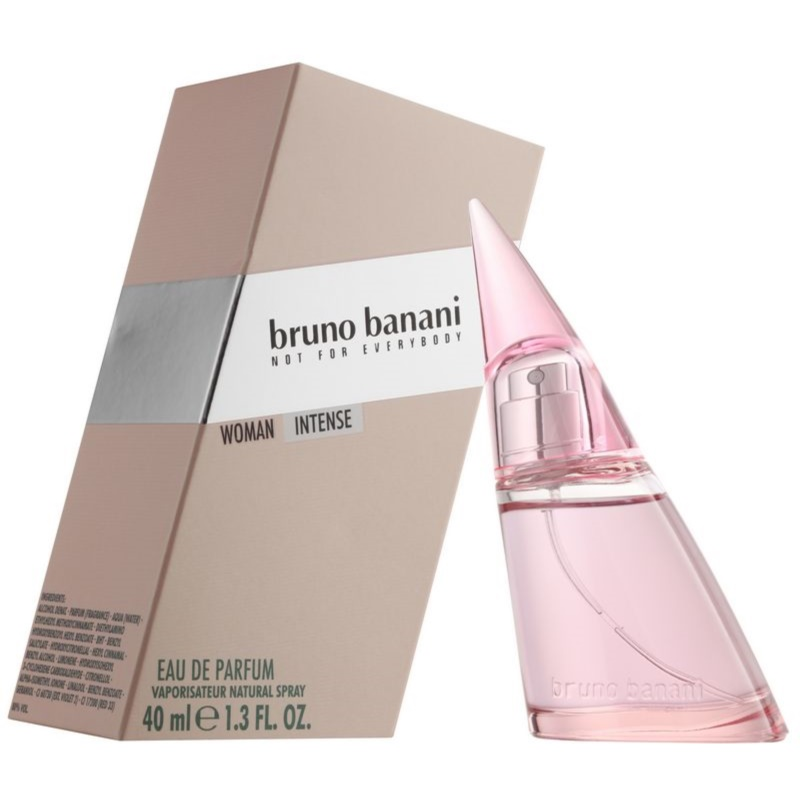 bruno banani bruno banani woman intense eau de parfum for women 40 ml. Black Bedroom Furniture Sets. Home Design Ideas