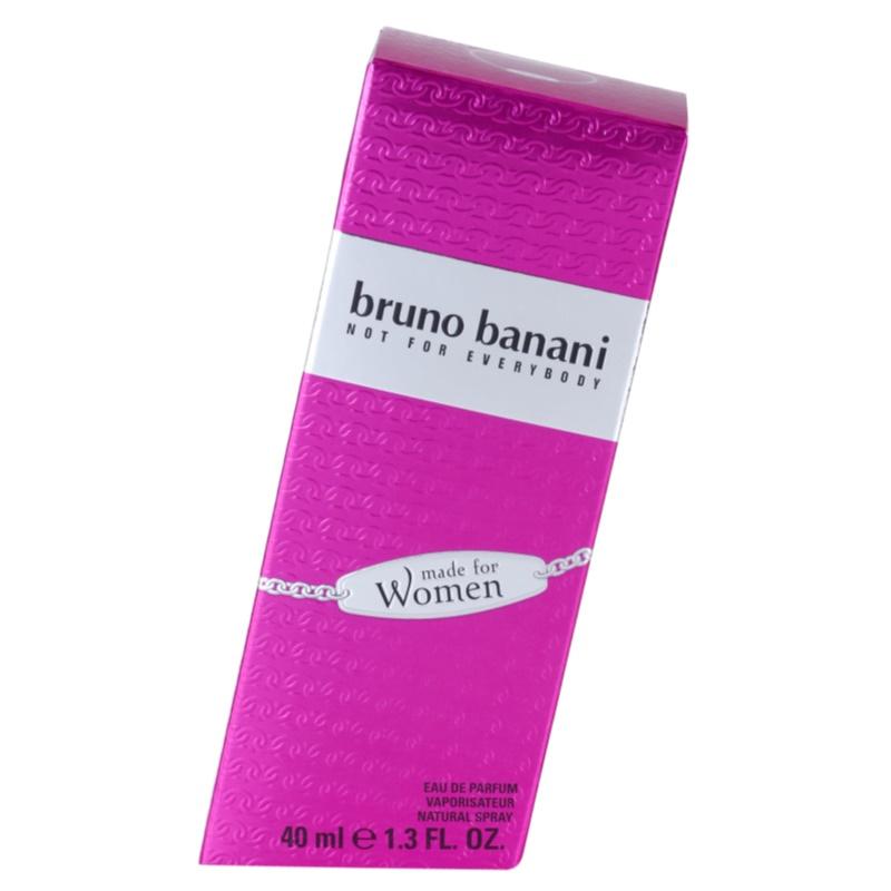 bruno banani made for women woda perfumowana dla kobiet. Black Bedroom Furniture Sets. Home Design Ideas