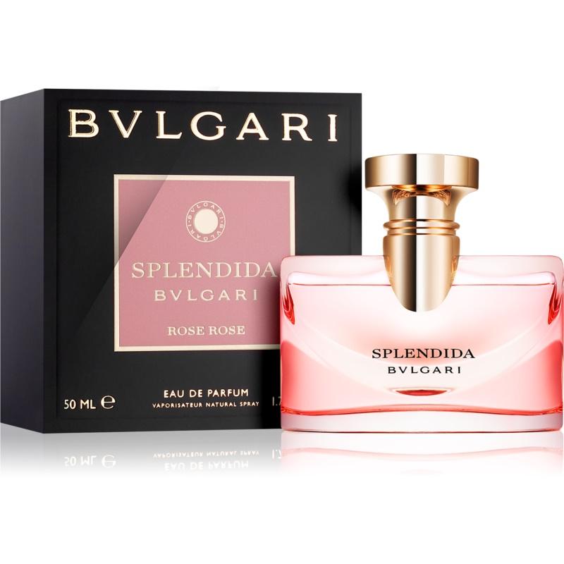 bvlgari splendida rose rose eau de parfum f r damen 100. Black Bedroom Furniture Sets. Home Design Ideas