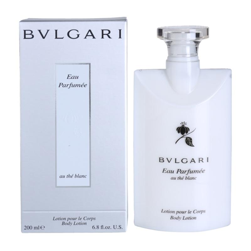 bvlgari eau parfum e au th blanc t lov ml ko unisex 200. Black Bedroom Furniture Sets. Home Design Ideas