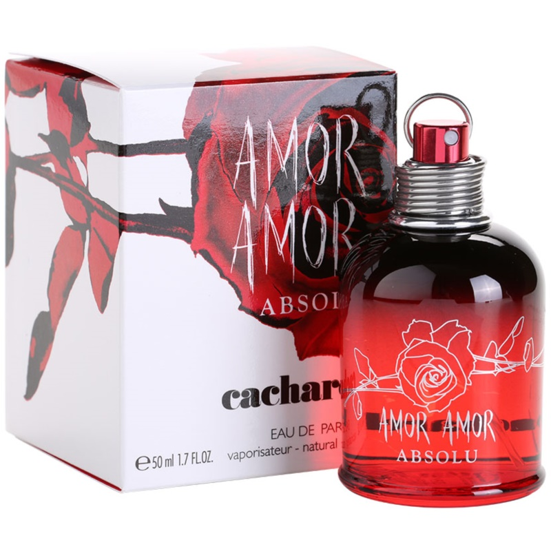 Cacharel Amor Amor Absolu Eau De Parfum For Women 50 Ml Notinocouk