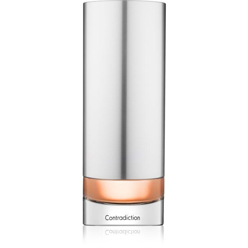 calvin klein contradiction eau de parfum for women 100 ml. Black Bedroom Furniture Sets. Home Design Ideas