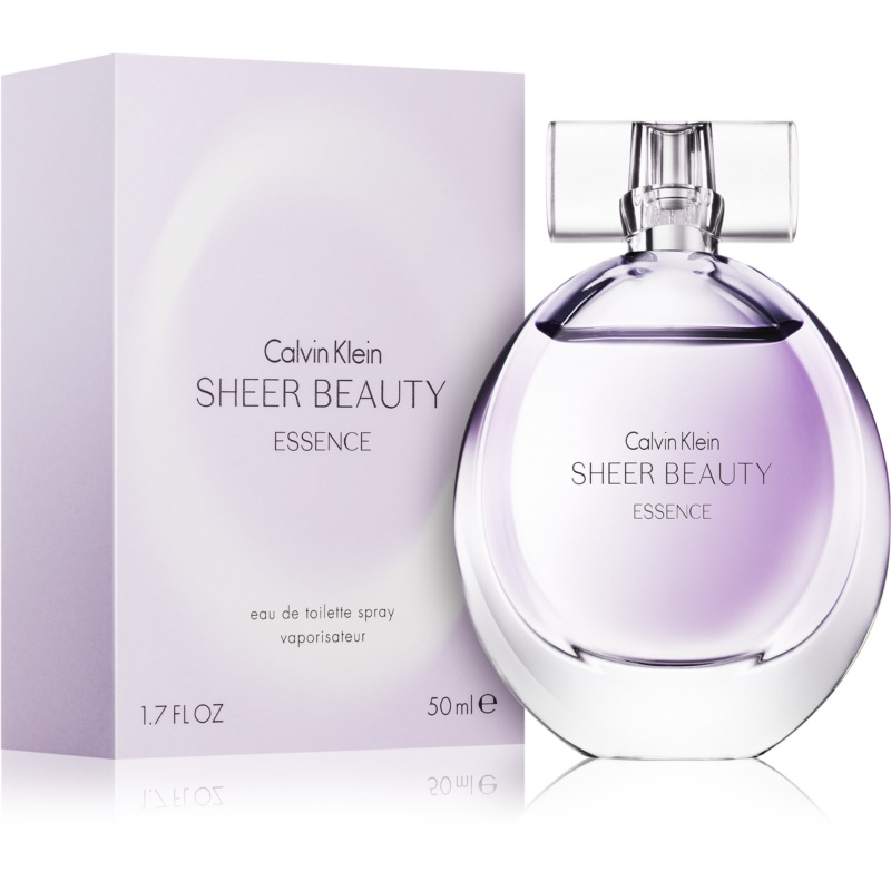 Calvin Klein Sheer Beauty Essence, woda toaletowa dla ...