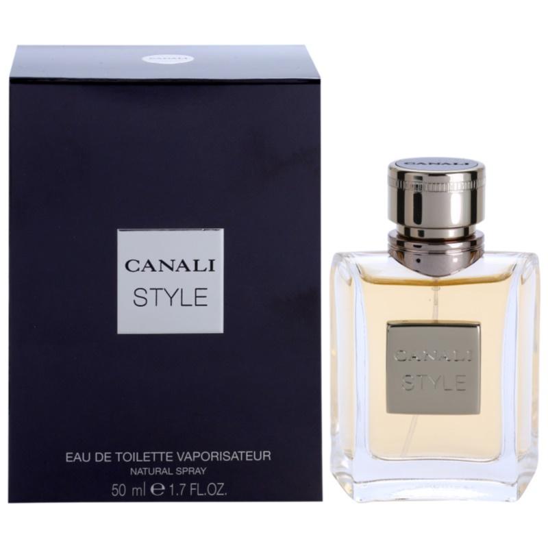 Canali Style, Eau de Toilette für Herren 50 ml | notino.de