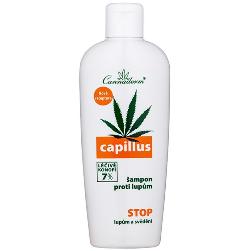 cannaderm capillus shampoo gegen schuppen. Black Bedroom Furniture Sets. Home Design Ideas