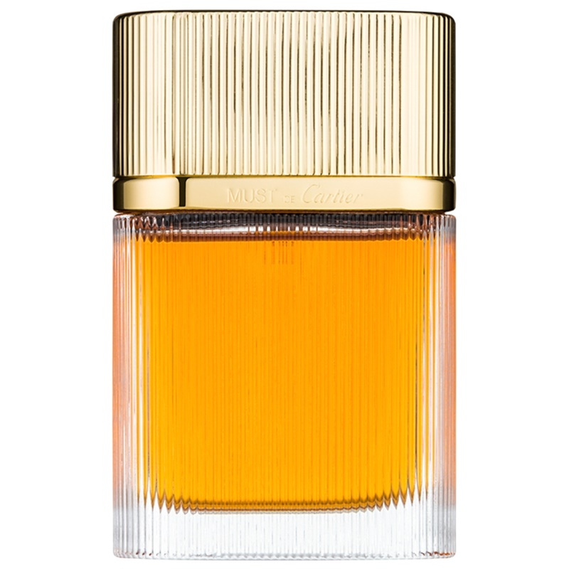 cartier must de cartier gold eau de parfum for women 100 ml. Black Bedroom Furniture Sets. Home Design Ideas