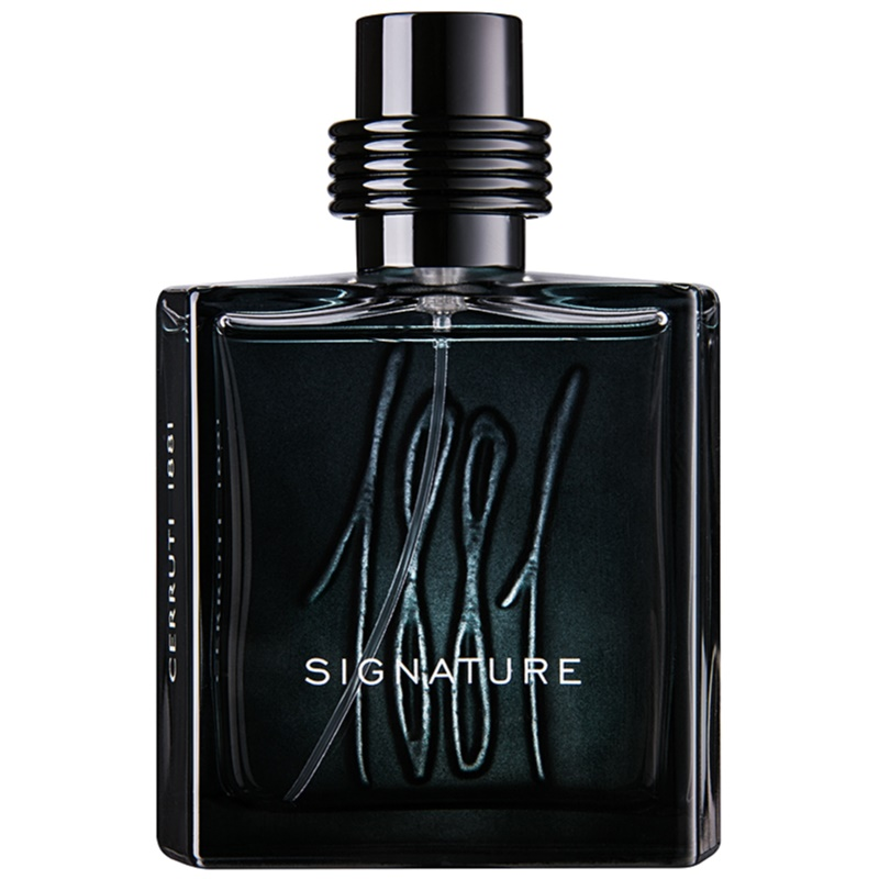 cerruti 1881 signature eau de parfum f r herren 100 ml. Black Bedroom Furniture Sets. Home Design Ideas