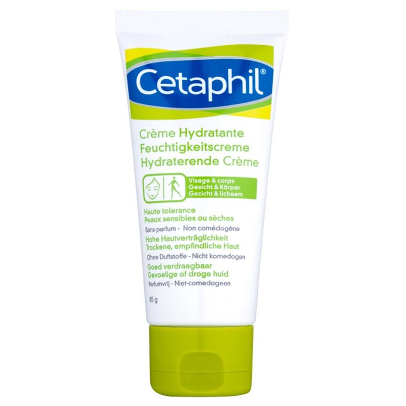 cetaphil moisturizers cr me hydratante visage et corps pour peaux s ches sensibles. Black Bedroom Furniture Sets. Home Design Ideas