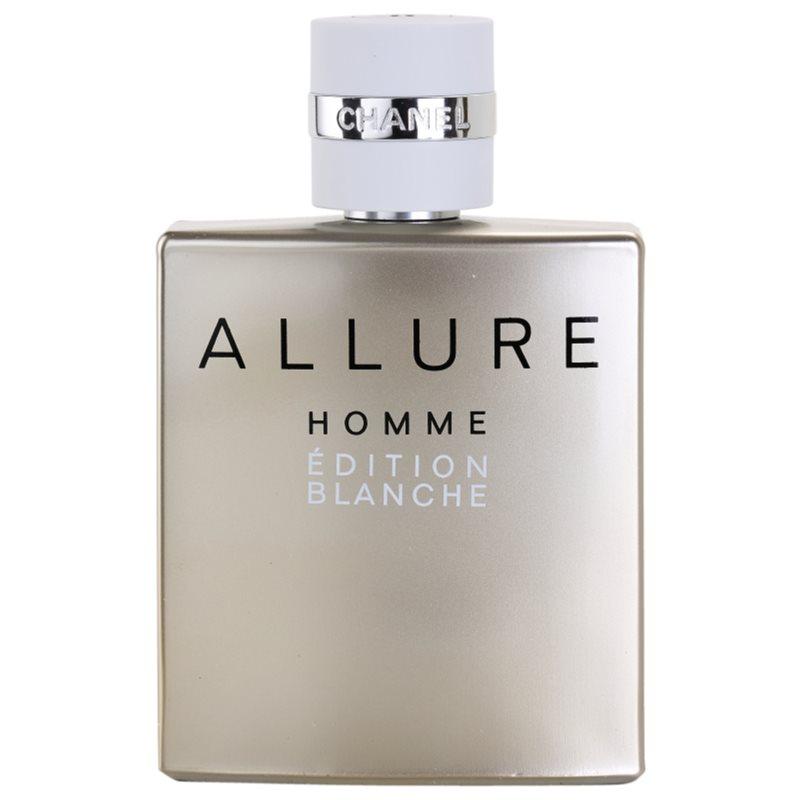 Chanel Allure Homme Édition Blanche, woda toaletowa dla mężczyzn 100 ml | iperfumy.pl