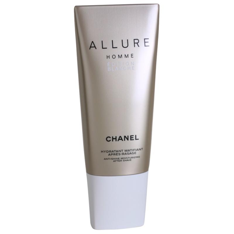 chanel allure homme dition blanche after shave balm for men 100 ml. Black Bedroom Furniture Sets. Home Design Ideas