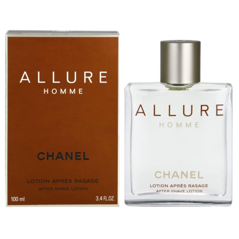 chanel allure homme after shave lotion for men 100 ml. Black Bedroom Furniture Sets. Home Design Ideas