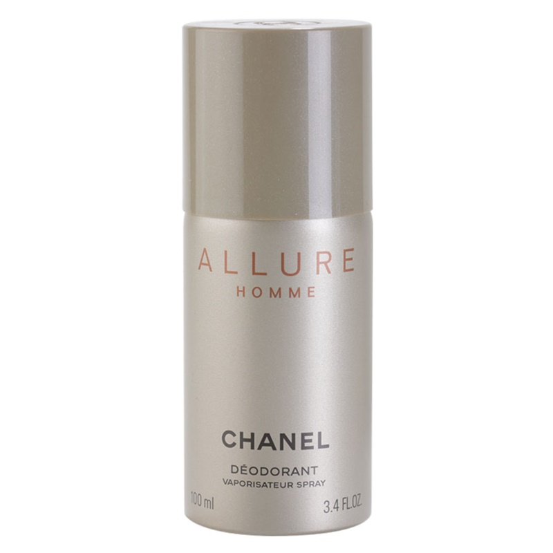 chanel allure homme deo spray for men 100 ml notinocouk