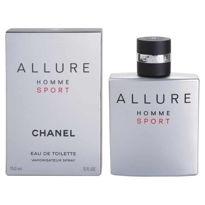 Chanel Allure Homme Sport, Eau de Toilette for Men 150 ml | notino.co.uk