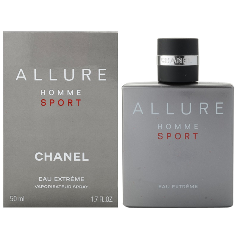 chanel allure homme sport eau extreme eau de toilette for. Black Bedroom Furniture Sets. Home Design Ideas