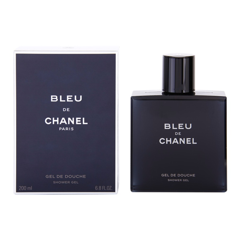 chanel bleu de chanel duschgel f r herren 200 ml. Black Bedroom Furniture Sets. Home Design Ideas