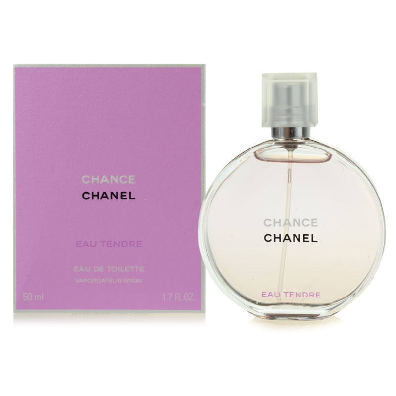 Chanel Chance Eau Tendre, Eau de Toilette for Women 100 ml